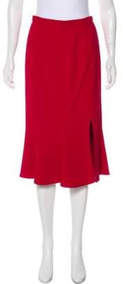 Altuzarra Knee-Length Pleat Skirt