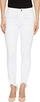 Joe's Jeans Women's Charlie HIGH Rise Skinny Ankle Tulip Hem Jean