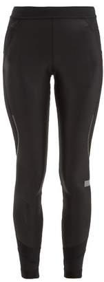 adidas by Stella McCartney Run Long Performance Leggings - Womens - Black