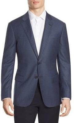 Armani Collezioni Check G Line Sportcoat