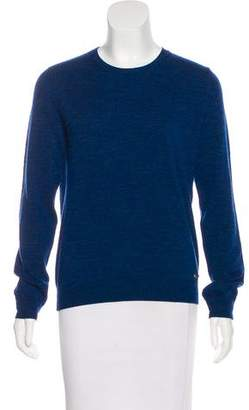 DSQUARED2 Virgin Wool Crew Neck Sweater