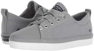 Sperry Kids Crest Vibe Canvas Girls Shoes