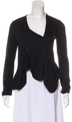 Givenchy Draped Knit Cardigan