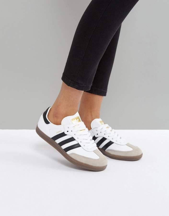Samba – Ledersneaker