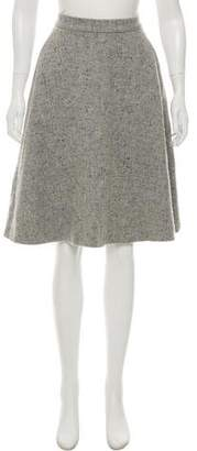 Thom Browne Knee-Length Knit Skirt