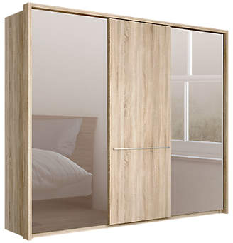 Glass Sliding Wardrobe Doors Shopstyle Uk