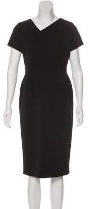 Basler Sheath Midi Dress