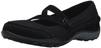 Skechers Sport Women's Lovestory Mary Jane Slip-On Flat $64.99 thestylecure.com