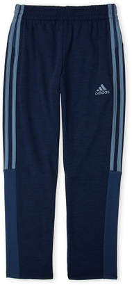 adidas Boys 8-20) Mesh Insert Side Stripe Joggers