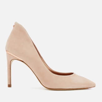 a4fffde96a723 Ted Baker Leather Heels - ShopStyle Australia