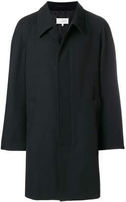 Maison Margiela single breasted coat