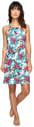 Tommy Bahama - Jungle Flora Short Dress Women's Dress $138 thestylecure.com