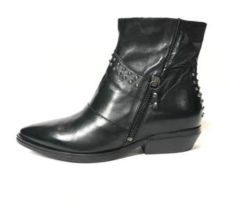 Mjus Pointed Leather Boot