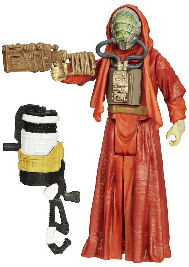 Hasbro Star Wars: Episode VII The Force Awakens 3.75-in. Desert Mission Sarco Plank Figure by Hasbro