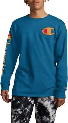 Champion Heritage Big-C Logo Long Sleeve T-Shirt