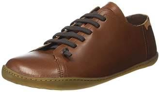 Camper Men's Peu Cami Low-Top Sneakers, (Medium Brown 210), 40 EU