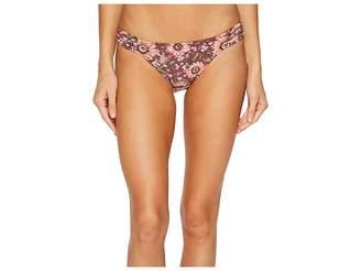O'Neill Viera Strappy Bikini Bottom Women's Swimwear