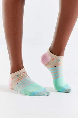 Happy Socks Multi-Pattern Ankle Sock