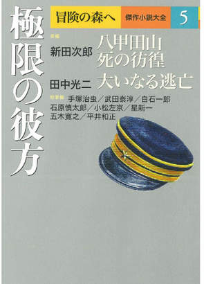 集英社 極限の彼方(冒険の森へ 傑作小説大全5)