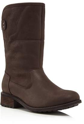 UGG Aldon Water Resistant Leather Boots