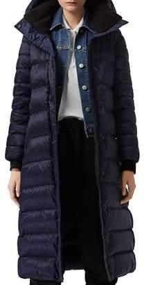 Burberry Kington Down Puffer Coat