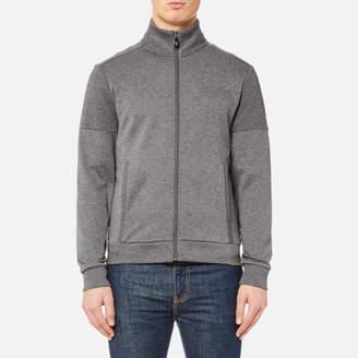 BOSS GREEN Men's Skaz Zipped Sweatshirt
