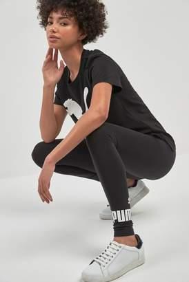 Next Womens Puma Black Essentials Legging