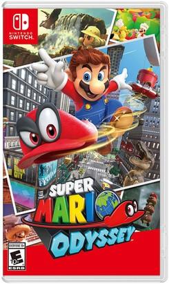 Nintendo Super Mario Odyssey for Switch