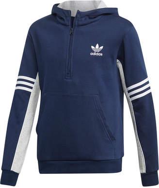 adidas Big Boys Originals Hooded Sweatshirt