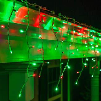 Wintergreen Lighting 70 LED Icicle Light String
