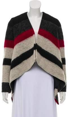 Thakoon Oversize Wool Jacket