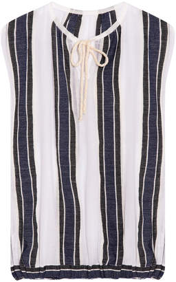 Lemlem Biftu Striped Blouse