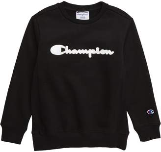 Champion Premium Fleece Crewneck Sweatshirt