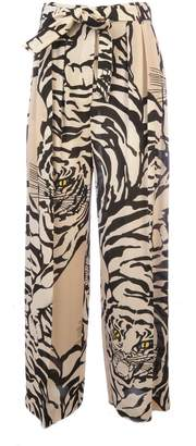 Valentino Tiger Re-edition Trousers