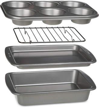 Epoca (エポカ) - Epoca BakeIns Non-Stick 4-Pc. Toaster Oven Bakeware Set