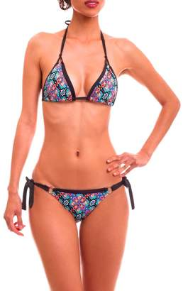 Zoë Bikini Willow Tie Bottoms