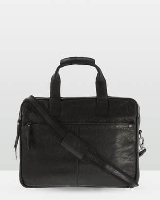Lawson Soft Leather Briefcase