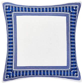 Trina Turk Samba De Roda Blue Aster European Sham Bedding