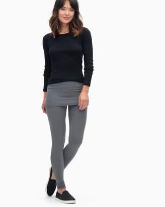 Splendid Modal Fold Waist Legging