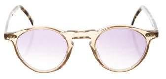 Illesteva Marco Round Sunglasses