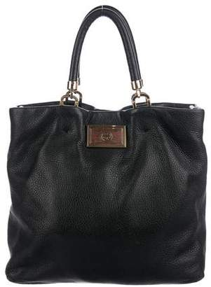 Tory Burch Frankie Oversized Satchel