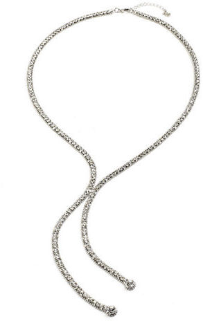 ABS by Allen Schwartz Lariat Necklace