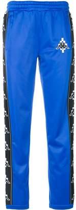 Marcelo Burlon County of Milan Kids X Kappa track pants
