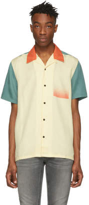 Nudie Jeans Multicolor Colors Jack Short Sleeve Shirt