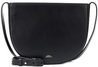 A.P.C. Juliette leather crossbody bag