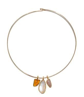 Lizzie Fortunato Best Lady Necklace in Constellation