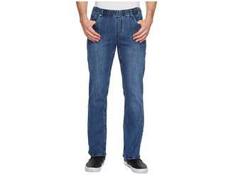 NBZ(r) Imperial Blue Elastic Waist Jeans
