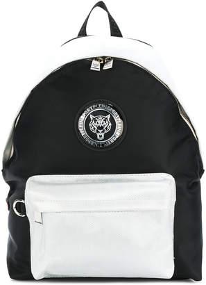 Plein Sport colour block backpack