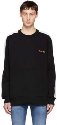 Diesel Black S-Meggy Sweatshirt
