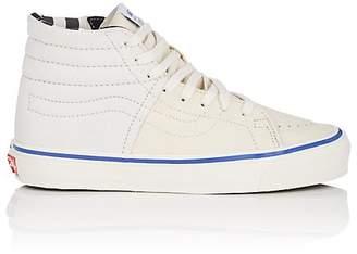 Vans Women's OG Sk8-Hi LX Leather & Canvas Sneakers